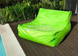 green water float bean bag furniture double seat big boy gaming