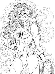 wonder woman star sapphire by jamiefayx deviantart com on