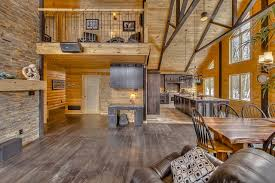 rustic home interior log home interiors rustic living room by timber