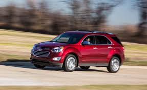 2016 chevrolet equinox 2 4l awd test u2013 review u2013 car and driver