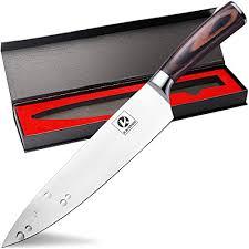 used kitchen knives kacebela chef knife chef s knife 8 inches kitchen