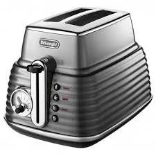 Delonghi Icona 4 Slice Toaster Black Delonghi Icona 4 Slice Toaster White Jb Hi Fi