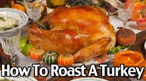 how to make turkey for thanksgiving dinner how to roast a turkey and make homemade turkey gravy youtube