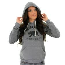 california republic unisex vintage original sweatshirt hoodie
