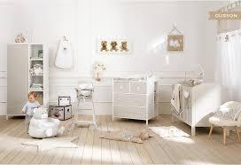 chambre de bébé idees deco chambre bebe fille mineral bio