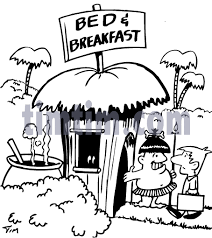 Drawing Of A Bed Free Drawing Of Jungle B U0026b Bw From The Category Holidays Tourism