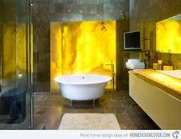 Bathroom Decor Ideas Accessories 15 Charming Yellow Bathroom Design Ideas Home Design Lover