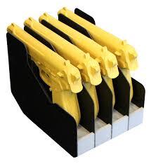 wall mount gun hangers gun racks u0026 holsters gun safe accessories