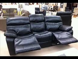 Black Leather Sofa Recliner Black Leather Sofa Black Leather Sofa Arm Covers