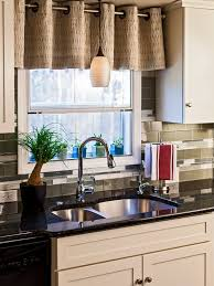 latest short curtains for kitchen window ideas with curtains