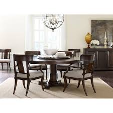 thomasville harlowe finch adelaide round dining table
