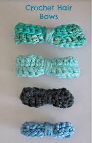 crochet hair bows handmade christmas 2013 crochet hair bows quiver of blessings