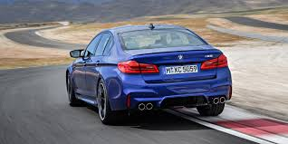 first bmw 2018 bmw m5 revealed frosty u0027first edition u0027 to open launch range