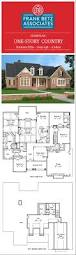 frank betz associates durham hills 2645 sqft 4 bdrm one story country house plan