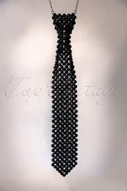 tie necklace images Nola noir pearl tie necklace jpg