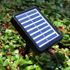 Christmas Lights Solar Powered by Environmentallights Com Offers Free Shipping Promotion On Led