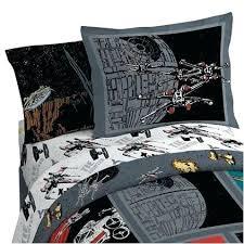 Star Wars Comforter Queen Star Wars X Wing Tie Fighter Quilted Bedding Star Wars Duvet Cover