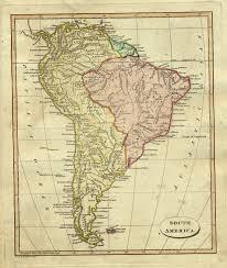 Colonial Map Southamerica1814 Jpg