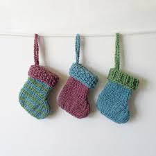 little christmas stocking for beginners knitting pattern by amanda
