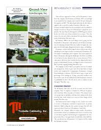 featured article modern home builder renaissance homes