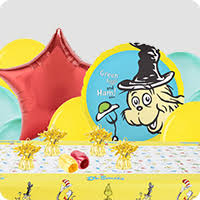Dr Seuss Decorations Dr Seuss Party Supplies Dr Seuss Decorations At Birthday In A Box