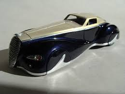 art deco areo coupe under glass model cars magazine forum