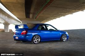 subaru impreza hatchback modified easy street a no fuss 540whp wrx sti speedhunters