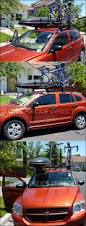 2011 Nissan Frontier Roof Rack by 2008 Dodge Caliber Roof Rack Cargo Luggage Box Bike Mounts Using
