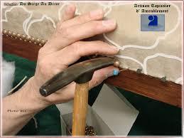 refection siege fauteuil voltaire xix du siège au décor tapissier d ameublement