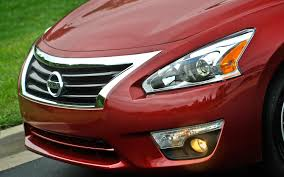nissan altima insurance cost 2013 nissan altima front grille photo 38546026 automotive com