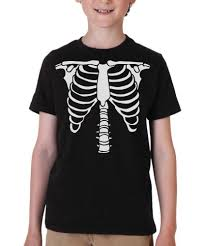 Skeleton Costume Kids Skeleton Costume T Shirt
