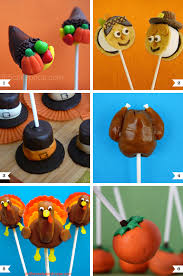 cutest thanksgiving treats on a stick thanksgiving treats