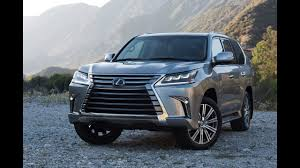 lexus suv parts 10 things you never knew about the 2017 lexus lx 570 the most