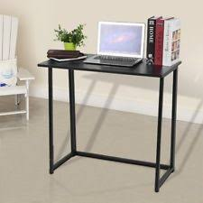 Flat Pack Computer Desk Particle Board Computer Desks Furniture With Flat Pack Ebay