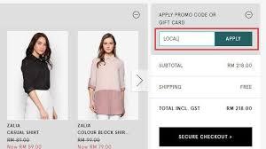 Zalora Discount Code  OFF