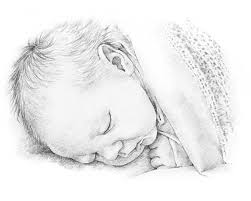 image result for cute newborn baby boy drawing babies