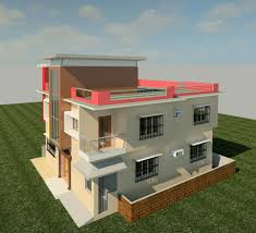 Indian House Design By Pocha A Subhan This Is My Study Work In Revit Architecture House Design