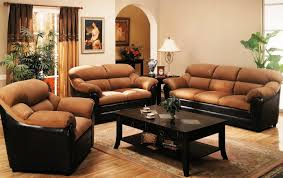 sofa amazing brown couch living room color schemes microfiber