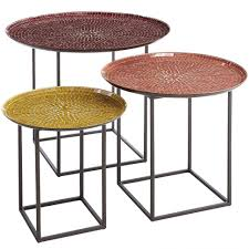 Mosaic Accent Table Diy Pipe End Table Ideas Outdoor Tables Small Pub Patio Side