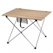 Light Weight Folding Table Aluminum Ultralight Folding Table Large Naturehike
