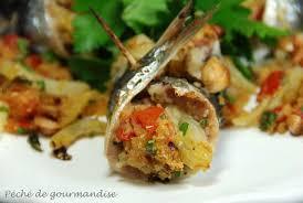cuisiner des sardines fraiches sardines farcies aux herbes et noisettes péché de gourmandise