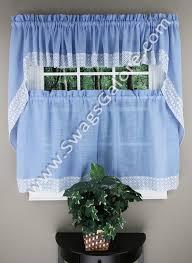 French Kitchen Curtains by Salem Kitchen Curtains U2013 French Vanilla Lorraine Kitchen