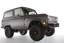 icon 4x4 fj40 icon4x4design 1968 ford bronco specs photos modification info at