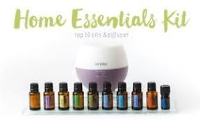 home essentials doterra home essentials enrollment kit free membership free on