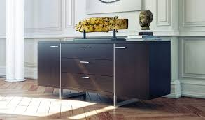 Buffet Modern Furniture by Contemporary Sideboard Buffet With Three Storage Drawers Tulsa