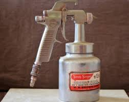 vintage spray paint etsy