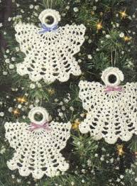free christmas angel ornaments crochet pattern i u0027ve been