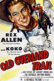 The Miracle Cast Overland Trail 1953 Directed By William Witney Reviews