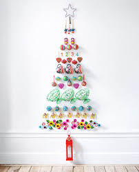 wall christmas tree get yourself an unconventional christmas tree for the upcoming