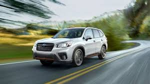 subaru forester the 2019 subaru forester gets a lot bigger and kills the turbo